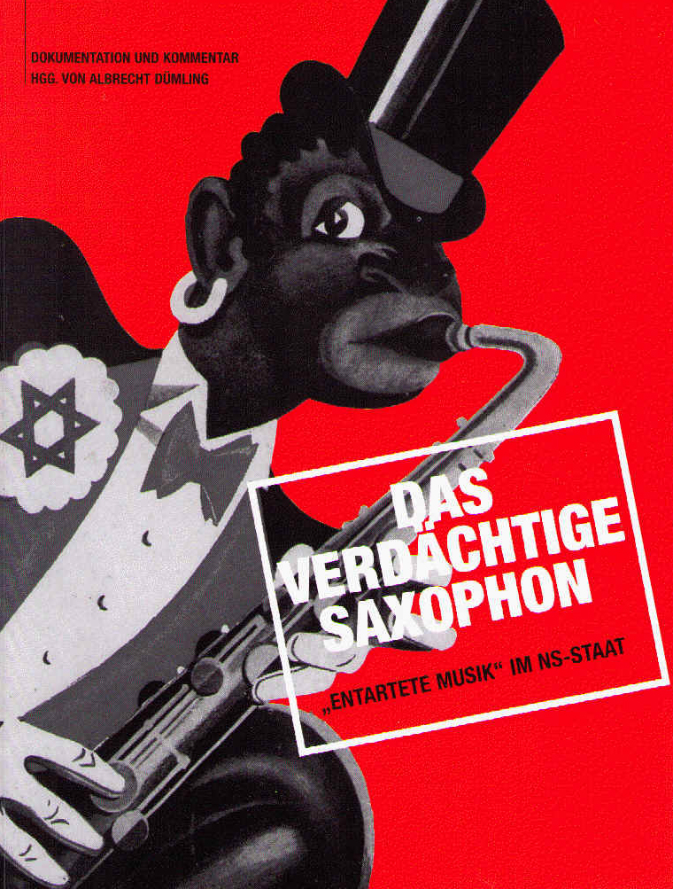 "Katalog, ""Das verdächtige Saxophon"""