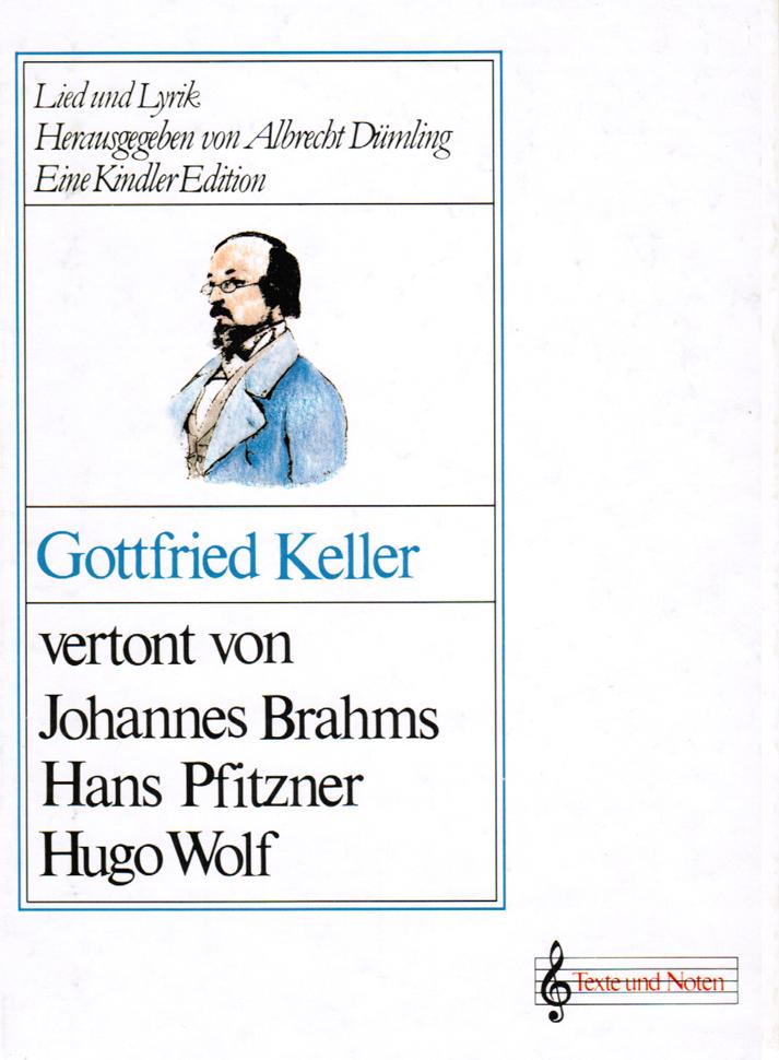 Gottfried Keller vertont von